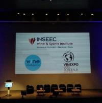 Conférence INSEEC marchés du vin US et Chine - Vinexpo - juin 2015