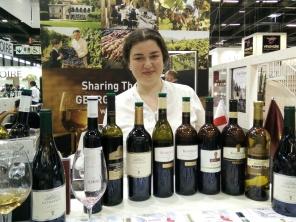 Dégustation de vins géorgiens #2 - Vinexpo - juin 2015
