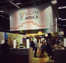 Stand Afrique du Sud - Vinexpo - juin 2015