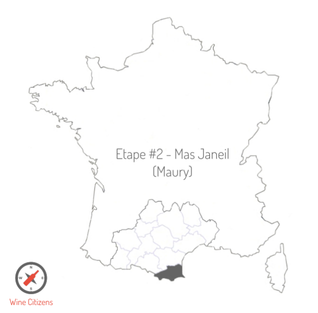 carte de france - maury etape 2 v2